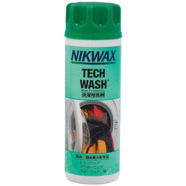 画像1: NIKWAX ニクワックス TECH WASH テックウォッシュ 300ml/1L (1)