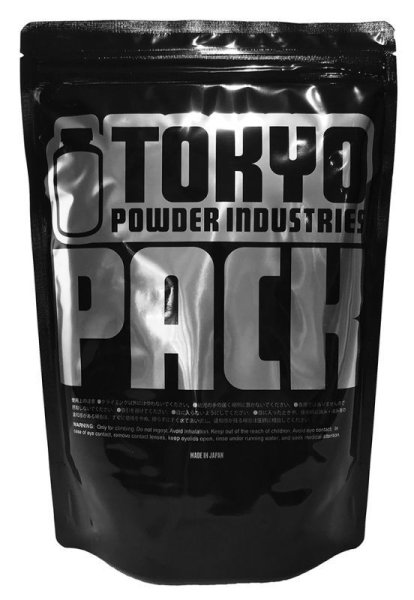画像1: TOKYO POWDER INDUSTRIES BLACK 東京粉末 BLACK (1)