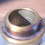 画像6: 【特別価格】 EVERNEW エバニュー チタンアルコールストーブ  (EBY254) (6)