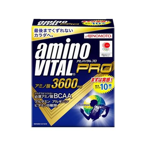 画像1: AJINOMOTO amino VITAL pro 味の素 アミノバイタル プロ(10本入り1BOX) (1)