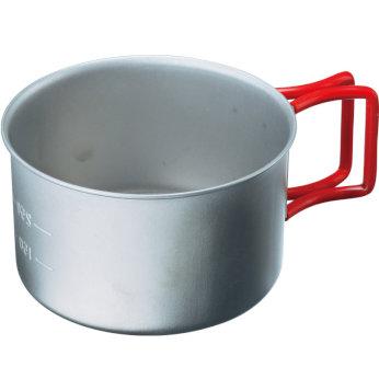 画像1: 【特別価格】 EVERNEW エバニュー チタンカップ400 FDRED (EBY265R)【購入制限有り】 (1)
